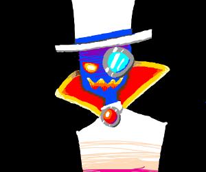 Count Bleck (Super Paper Mario)