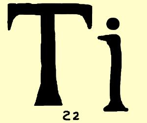 I am titanium periodic table for titanium urtaz Gallery