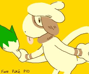Favorite Pokemon PIO (Bad Egg)
