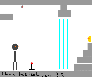 Draw like isolation or SQRT2 pio