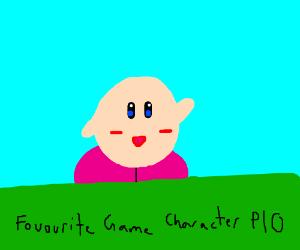 Favorite Game Character P.I.O. (Luigi)