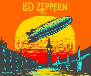 Led Zepplin PIO