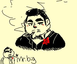 zootopia mafia boss in human form