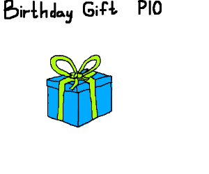Birthday Gift (PIO)