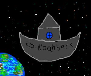 Space ark