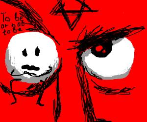 Satan's Eye Gains Consciousness