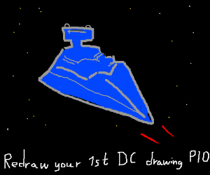 Redraw your first drawing on DC (PIO)
