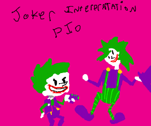 Joker Interpretation PIO