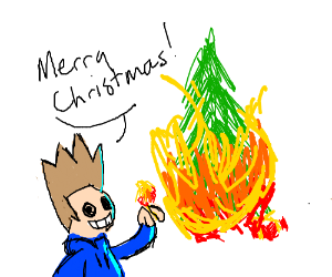 this christmas ill burn it to the ground - This Christmas I Ll Burn It To The Ground