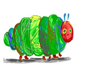 Eric Carle's Hungry Caterpillar