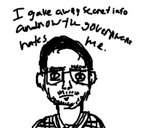 Edward Snowden ;)