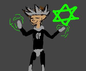 Danny Phantom converts to Judaism.