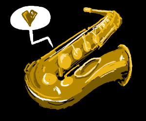 Sax loves you