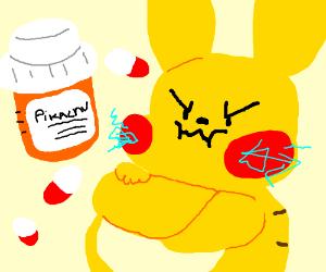 ffs pikachu take your damn meds