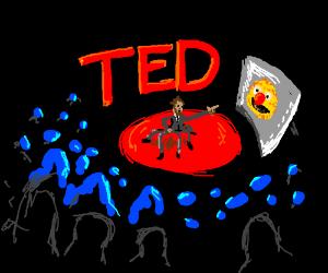 Legdad has a TED talk about yellmo