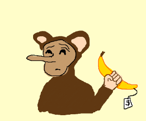 Monkey liar