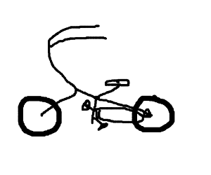Low rider bicycle!