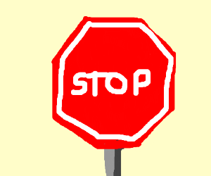 Stop sign can control all