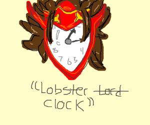 Lobster Clock