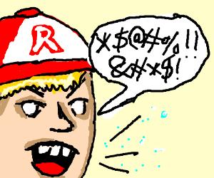 Boi swearing