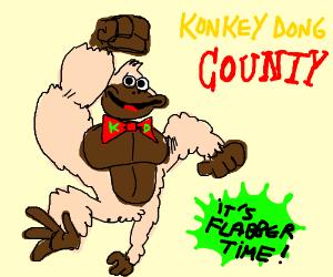 Bootleg donkey kong.