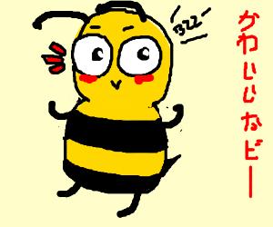 Cute bees :3