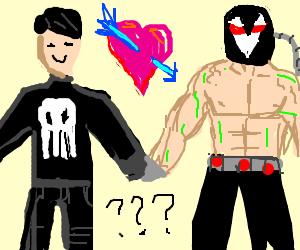 Punisher x Bane (???)