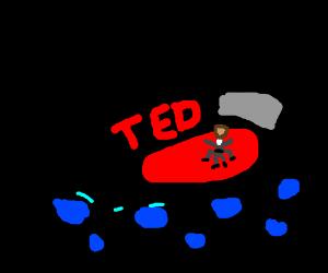 LegDad gives a TED talk