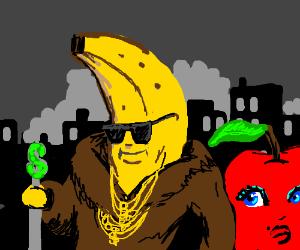 pimp banana
