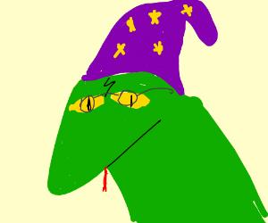 Yer a Lizard, Harry.