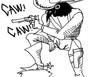 A C(r)owboy