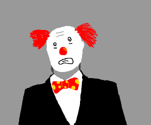 My name is Clown. James Clown.