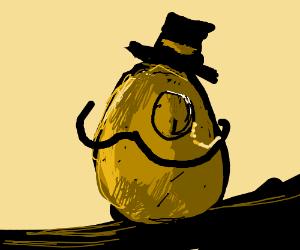 dapper patato