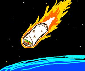 Meteor burrito