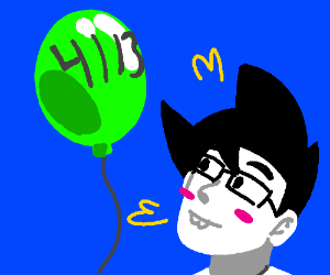 Happy 413!! (HOMESTUCK)
