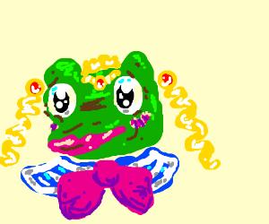 kawaii Pepe