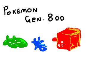 Pokemon Gen. 800.