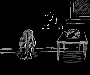 Music makes me depressed