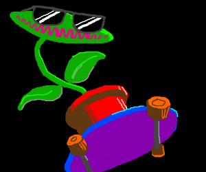 A rad venus flytrap