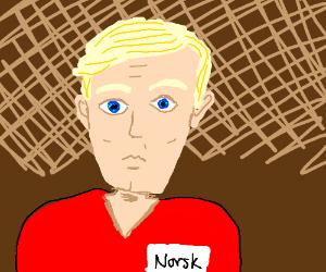 a guy named norsk