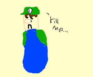 Limbless Luigi