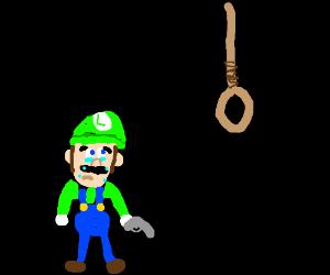 suicidal luigi