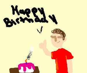 it's my birthday :>