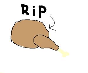 rip chicken