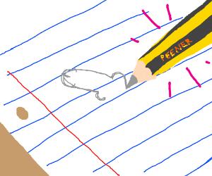 The Peener-Pencil