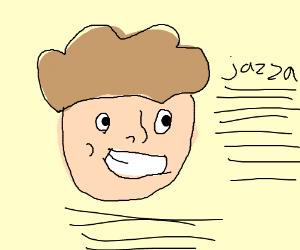 Jazza underlined many, many times