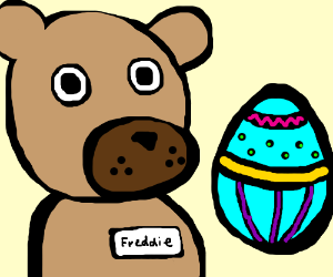 five nights at freddy's easter