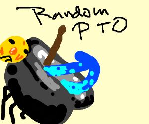 make some random PIO