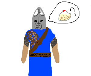let me guess... someone stole your sweetroll