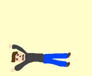 dead man is dead